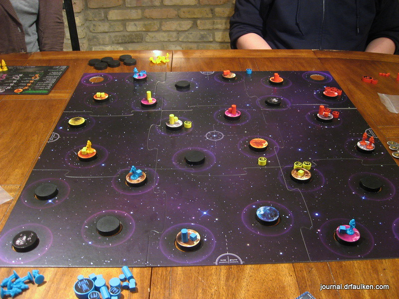 Ascending Empires Board Game Review
