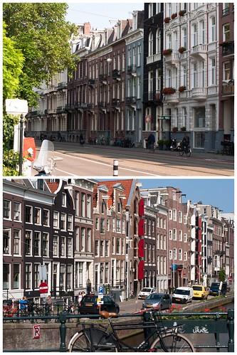 Amsterdam by Valentyn Chub