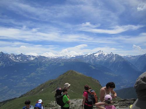 La conca di Aosta