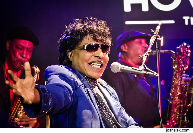 Little Richard @ Howard Theater, DC