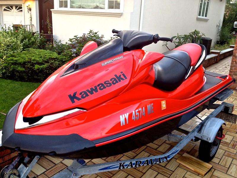 Fs 2007 Kawasaki 250x Jet Ski