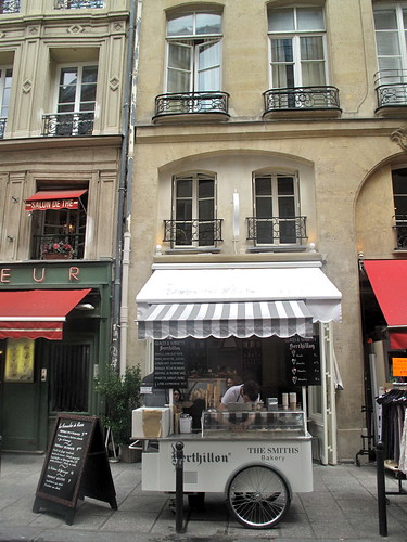 The Smiths Bakery, Paris, France