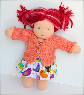 "Funky Birdies Set for 10"" Dolls (FREE SHIPPING)"