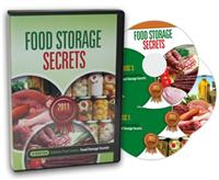 Food Storage Secrets 200 x 200