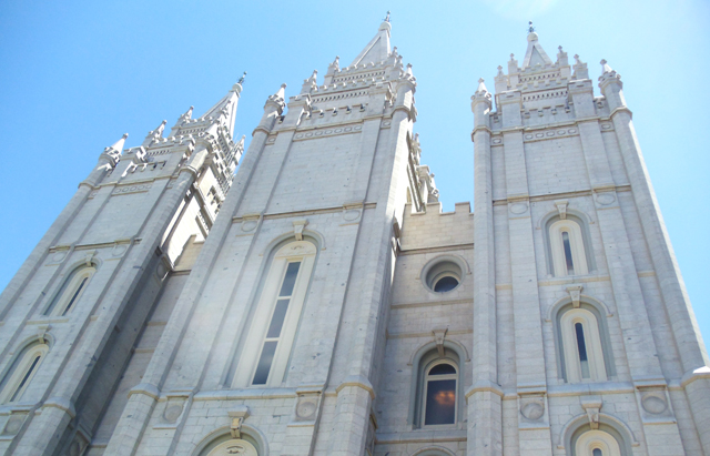 Mormons and the Geography of Faith