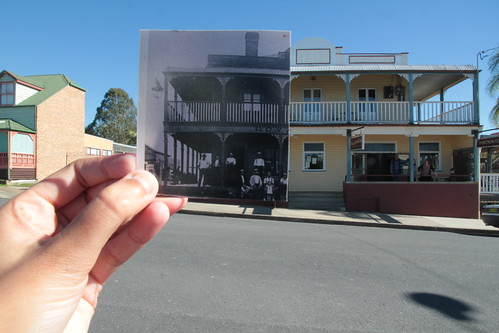 Royal Hotel, Bowraville c1908