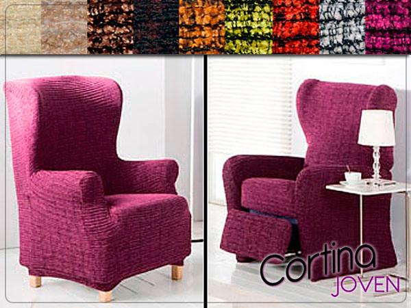 Fundas ambar orejero relax flickr photo sharing - Funda sofa orejero ...