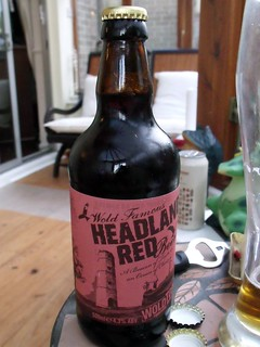 Wold Top, Headland Red, England