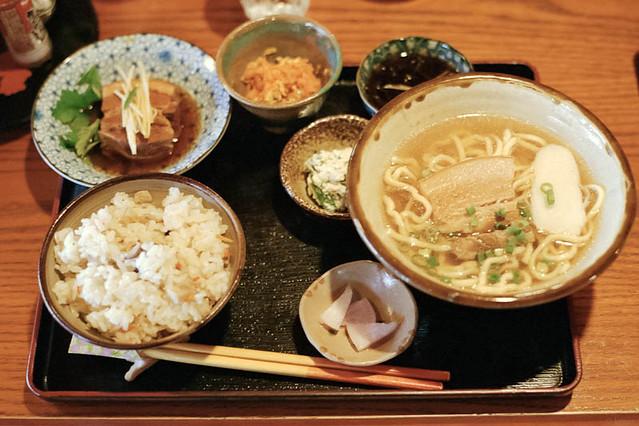 真壁ちなーの昼食 / Lunch at Makabe-China
