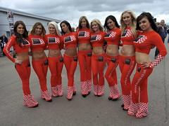 FIA British Truck GP-Donington Park 2012.