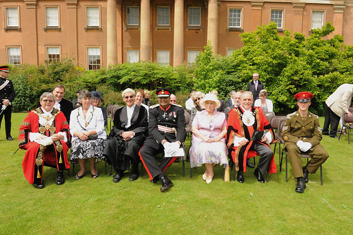 Armed Forces Day Himley Hall 2
