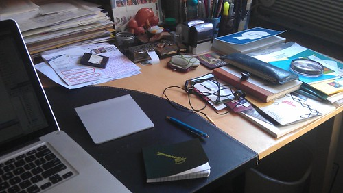 State of a desk