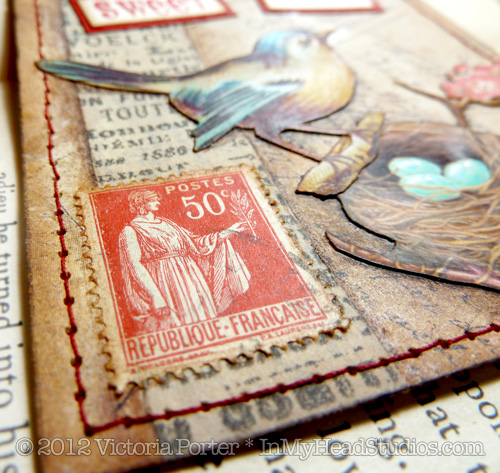 """home sweet home"" ICAD2 :: Postage Stamp"