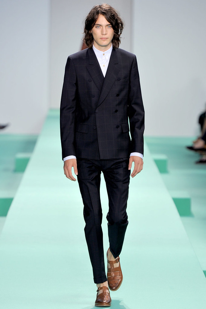 SS13 Paris Paul Smith022_Jaco van den Hoven(VOGUE)