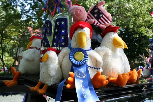 ~ The Chickens Of #HFTK ~ #4thOfJuly