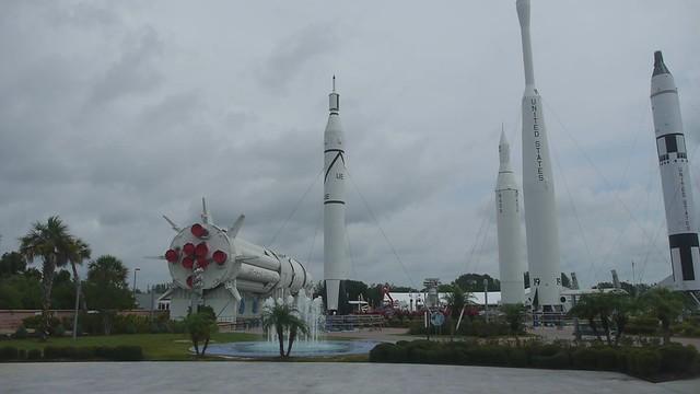 Video: Rocket garden