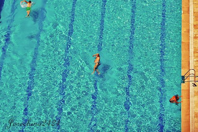 Tiempo de piscina