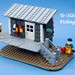 Ye Olde Fishing Shack by ted @ndes