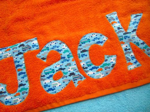 Jack Towel