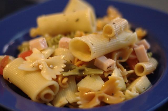 192/366: Ensalada de pasta