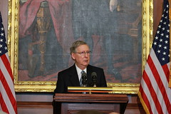 Senate Minority Leader Mitch McConnell, R-Ky