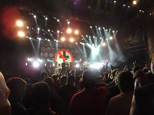 Bad Religion at Ottawa Bluesfest 2012