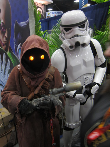 Costumes at Comic-Con 2012