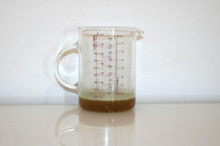 03 - Zutat Gemüsebrühe / Ingredient vegetable stock