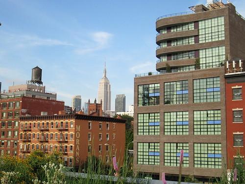 High Line, Chelsea. NYC, Nueva York