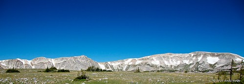Medicine Bow Mountains, Wyoming by andiwolfe (I'm back!)