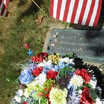 Mon, 09/07/2012 - 12:47am - Joplin's grave. The date of birth on the marker is incorrect. The exact date is not known.