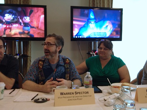 Epic Mickey interview