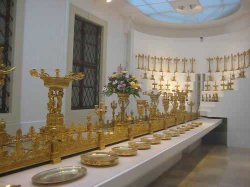 Imperial Dinnerware @ Hofburg