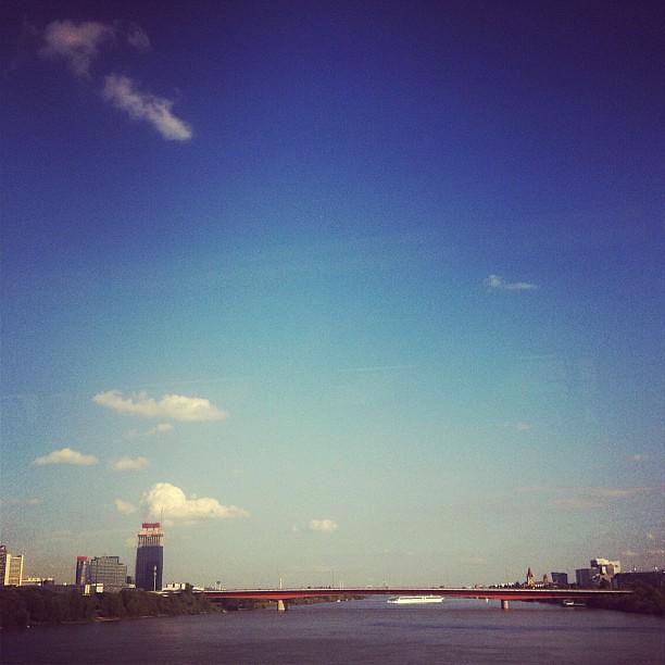 Danube...not so blue