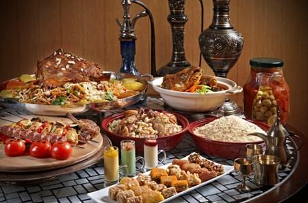 Moroccan Spread