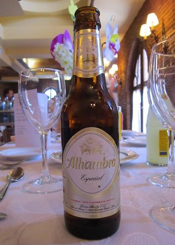 アルハンブラ・ビール 2012年6月4日 by Poran111