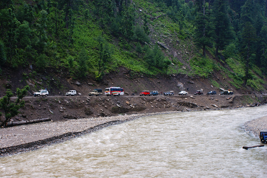 "MJC Summer 2012 Excursion to Neelum Valley with the great ""LIBRA"" and Co - 7635783708 d930d89459 b"