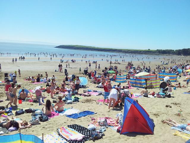 Barry Island Beach Chimichanga
