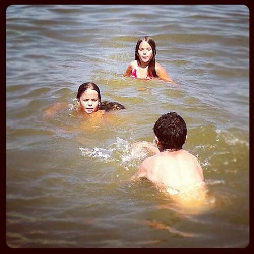 beaching'