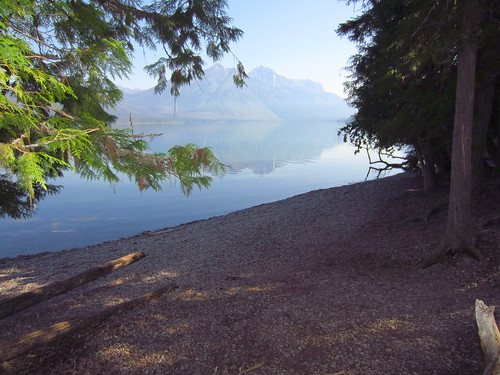 Lake McDonald, 10 Mile Pullout (Jackson Bay) - 6