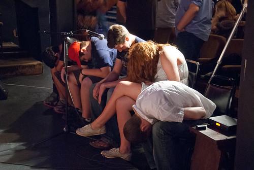 Seven Second Delay - Live @ The UCB Theater 7/25/12