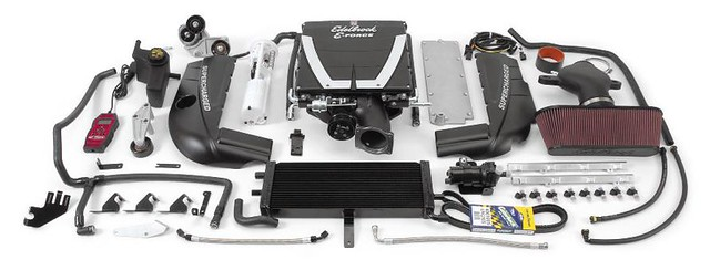 Edelbrock E Force Supercharger kit for Corvette