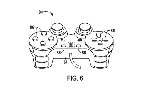 Apple Patents For A Game Controller