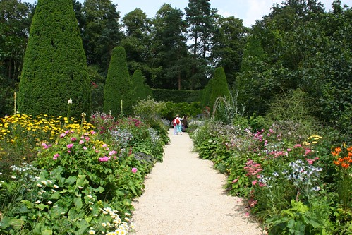 The Rose Walk at Hidcote