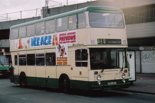 Blackburn 25 FCK25Y