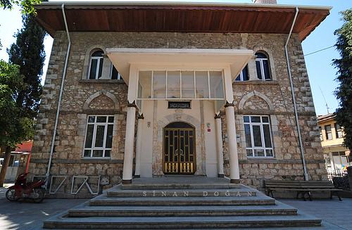 Orhan Gazi Camii - Yenişehir