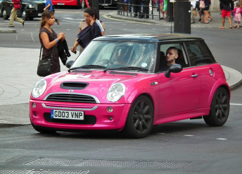 pink mini cooper related images start 0 weili automotive network. Black Bedroom Furniture Sets. Home Design Ideas