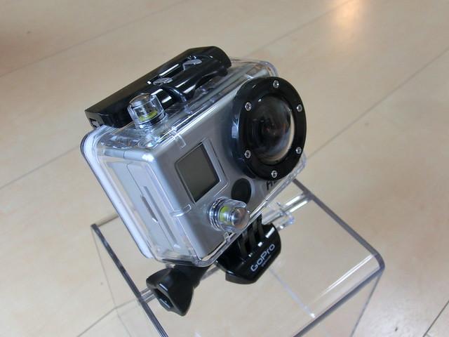 GoPro HD Hero2 レンズ保護カバー