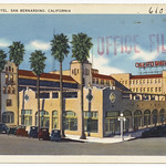 California Hotel, San Bernardino, California