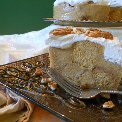 ... Recipe Interpretation: Caramel Spice Pound Cake with Caramel Custard